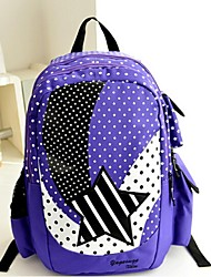 Women Canvas Casual / Outdoor Cover - Blue / Green / purple