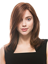 Wome's Daily Lovely  Wig  Sale To Europe And America Top Quality Brown  Syntheic  Wigs