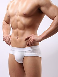 Men's Low Rise Underwear/High Quality Comfortable / Modal Mini Sexy / Mesh Briefs/Breathe Freely