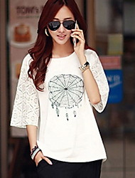 Women's Sweet shirt(lace)