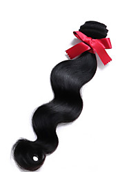 Peruvian Body Wave Human Hair Wefts Hair Products Top Grade Peruvian Body Wave 1 Bundles Hair  Extensions