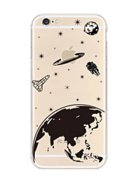 Para iPhone 8 iPhone 8 Plus iPhone 7 iPhone 7 Plus iPhone 6 iPhone 6 Plus Carcasa Funda Transparente Cubierta Trasera Funda Logo Playing