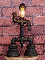 Metal - Lámparas de Escritorio - Multi tonos - Rústico/ Campestre