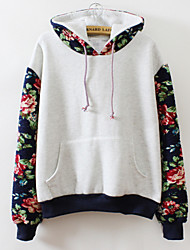 Women's Print   Hoodies (cotton)