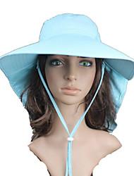 Mujer Sombrero Floppy Bonito - Verano - Nailon