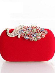 L.WEST®  Women's  Event/Party / Wedding / Evening Bag The Peacock Delicate Handbag