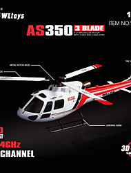 WLtoys V931 6CH RC Helicopter 2.4GHz Brushless Motor Support V966/V977 Transmitter BN