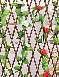 Soie Roses Fleurs artificielles