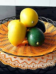 Lemon Fruit Simulation Plastic Fruit Artificial Flowers