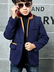 Boy's Polyester Suit & Blazer , Spring / Fall Long Sleeve