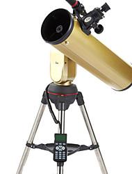 Xing Lin® 10 130 mm TelescopiosImpermeable / Antiempañamiento / Genérico / Maletín / Prisma de azotea / Alta Definición / Gran Angular /