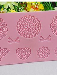 Christmas DIY Flower  Cake Mould