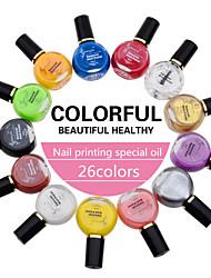 1pcs Nail Printing Special Oil Nail Polish
