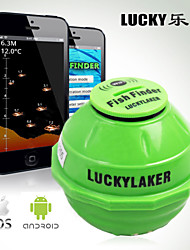 lucky mini wifi slimme fishfinder voor iOS / Android