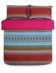 3 piezas conjunto funda nórdica impresa - impresión clásica súper blando de alta calidad 100% algodón de primera calidad ropa de cama