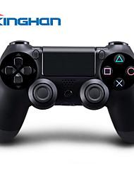 drahtlose Bluetooth-Gamepad Game-Controller für PS4 (schwarze Farbe, Fabrik-OEM)
