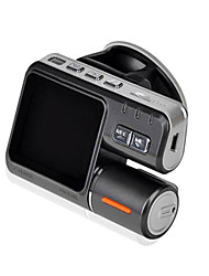 Full Hd 720p Dash DVR Car Styling Video Camera Recorder Crash Camcorder G-sensor I100