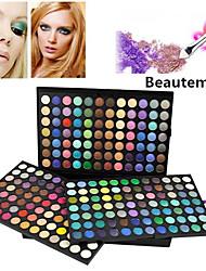 Palette de maquillage ombre à paupières, nouveau professionel 252 couleurs pleines et neutres, set 6253