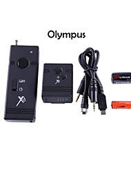 Camera Shutter Release Cord Wireless Remote for Olympus E-P1 E-P2 E-P3 E-PM1 E-620 E-M5 E-PL2 E520 E3 E5 E20N E520 E420
