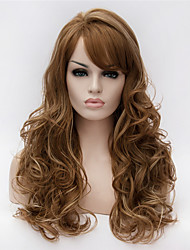 Fashion Foutique in Europe And The Wig Long  Curly Wig Can Be Very Hot Can Dye The  Color Picture