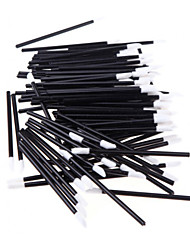 50pcs Make up brushes maquillage mascara wands Lip brush pen cleaner cleaning eyelash disposable makeup brush set applicators