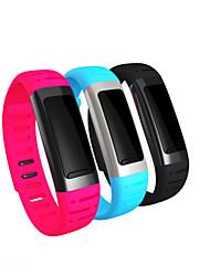 Bluetooth 4.0 smartband (le réveil / podomètre / wifi / horloge / alarme)