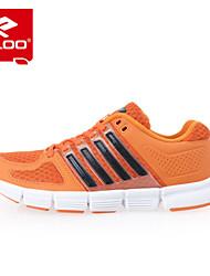 QILOO Men's Running Sneakers Spring / Summer / Autumn / Winter Breathability Shoes Orange 39、40、41、42