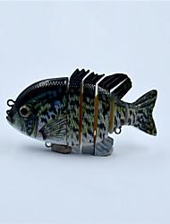 """1 pcs Poissons nageur/Leurre dur / leurres de pêche Poissons nageur/Leurre dur / Jerkbaits N/C 35.5 g/> 1 Once mm/4"""" pouce,Plastique dur"""