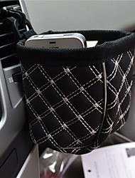 Car Outlet Receive Bag(Random Color)