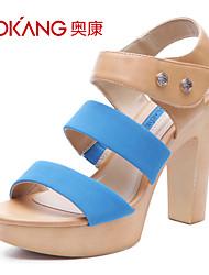 Aokang® Women's Leatherette Sandals - 132825131