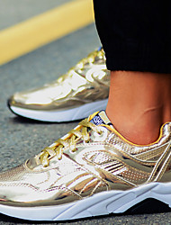 Men's Running Shoes Synthetic Gold