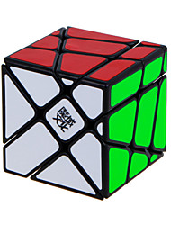 Smooth Speed Cube Alien Speed Magic Cube Black Smooth Sticker Crazy YiLeng Anti-pop / Adjustable spring ABS