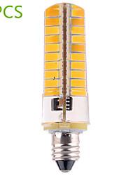 5 kpl E11 12 W 80 SMD 5730 1200 lm lämmin valkoinen / viileä valkoinen t himmennettävä / koriste bi-pin valot AC 110-130 V