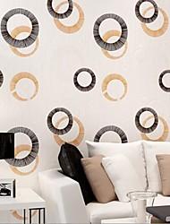 Artistico Carta da parati Contemporaneo Rivestimento pareti , Carta 3D non-woven wallpaper