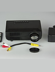HD LED Home 3D Multimedia Projector LCD Development