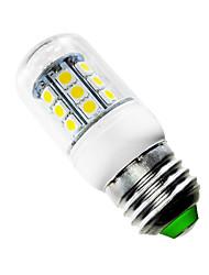 2.5w e26 / e27 ha portato luci di mais t 27 smd 5050 150-200 lm bianco caldo ac 85-265 v