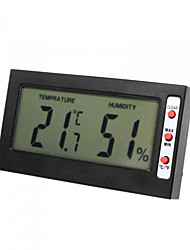 Digital LCD c / f Thermometer Hygrometer max min Speicher Celsius Fahrenheit