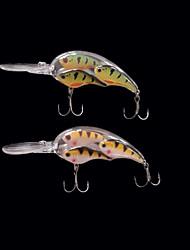 2pcs/lot Fishing Lure Crankbait Shoal Group Fish Wobbler Long Shot Casting Deep Dive  Baitball bait Artificial lures