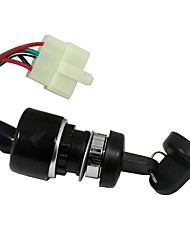5 Pin Wire Ignition Key Switch for UTV Go Kart ATV 150 250CC