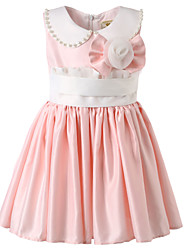 Girl Pink Classical Belle Dresses