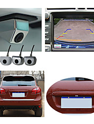 170°Diagonal Waterproof Car Rearview Reverse Back Up Color CMOS NTSC Camera