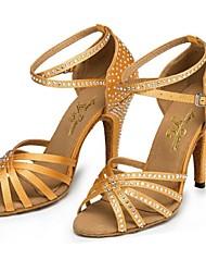 Nicht Anpassbare - Stiletto - Satin / Leder - Latin - Damen