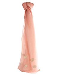 Wedding / Party/Evening / Casual Tulle Shawls Sleeveless Wedding  Wraps / Shawls