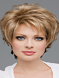 High Quality  European Lady Women Wig Syntheic  Wigs Best Price