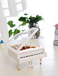 mini musica pianoforte box model ly2002 mestieri di plastica