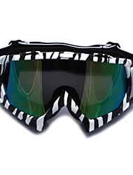 motocicleta motocross de esqui snowboard óculos de proteção óculos de lente reflexivo