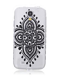 Für Samsung Galaxy Hülle Muster Hülle Rückseitenabdeckung Hülle Blume TPU SamsungS6 edge plus / S6 edge / S6 / S5 Mini / S5 / S4 Mini /