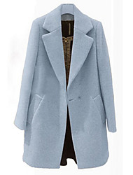 Yana Women'S Atmospheric Light Luxury Woolen Coat Ladies One Hundred Da