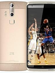 """ZTE AXON 5.5 """" Android 5.0 Smartphone 4G (Chip Duplo Octa Core 13 MP 3GB + 32 GB Dourado)"""