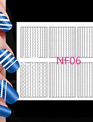 5x78pcs разных размеров профессиональный решений рисунок ногтей инструмент